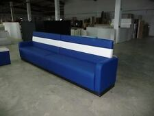 Commercial furniture for restaurant cafe bar pub, sofa booth bench