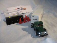 1/87th HO Scale RC Semi VINTAGE Truck & Trailer POCKET RACER - LED's - Brekina