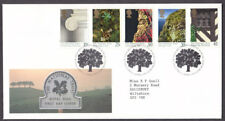 1995 NATIONAL TRUST SET OF 5 SG1868/1872 ON FDC