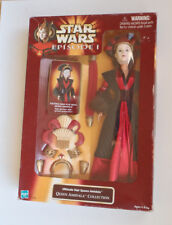 Star Wars Episode I Queen Amidala Ultimate Hair Doll - New in Box Barbie Hasbro