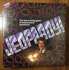 NEW Jeopardy Board Game: TV Game Show Tyco 1992 Edition: SEALED.  #3233