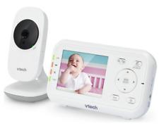 Digital Video Baby Monitor 2.8 Inch Screen Inared Night Vision Zoom Night Light