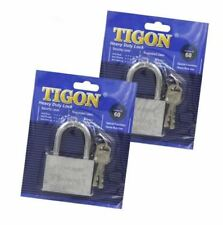 Tigon Heavy Duty Lock Top Security Extra-CR 60 (Silver)