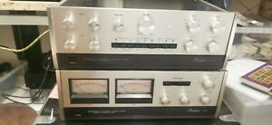 ACCUPHASE C-200/P-300 PRE/POWER AMPLIFIERS. KENSONIC LABORATORY INC.
