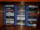 PlayStation 4 Games - PS4 - Rare Games! Hits! Unique Titles! CIB Complete