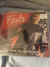 Fiesta - Juan Carlos Alvarado - CD