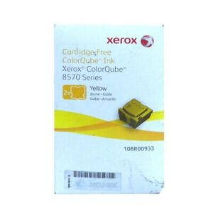Original Xerox Tinte 108R00933 gelb für ColorQube 8570 8580