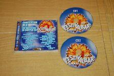 39° Festivalbar 2002 - Compilation Blu CD ORIGINALE  RCA – 74321942822