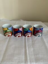 4 Lakeland marmite Egg Cups