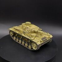 Pro Painted 28mm bolt action German DAK panzer III ww2 (plastic)