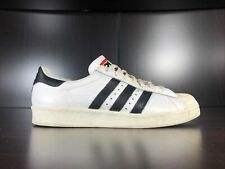 RUN DMC Adidas Superstar 80s Sz 11 Great Condition