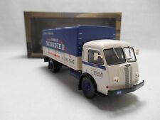 Camion d'Autrefois - n° 19 - Panhard Movic Cordier