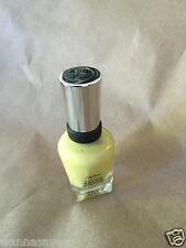 SALLY HANSEN COMPLETE SALON MANICURE #420 YELLOW KITTY NAIL POLISH