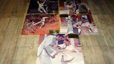LES 7 SECRETS DU DRAGON D' OR rare jeu photos cinema lobby cards kung-fu 1973