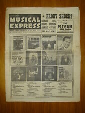NME #985 1965 NOV 26 PROBY SEEKERS ORBISON ANIMALS DODD