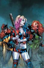 DCEASED #1 ANACLETO VIRGIN VARIANT DC COMICS BATMAN HARLEY QUINN POISON IVY