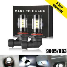 9005 HB3 Samsung 2323 LED Headlight Fog Light Driving Bulb DRL 60W 6000K QK