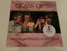JOHNNY CASH-ROY ORBISON 'Class Of '55' Original US Press 1986 STILL SEALED LP