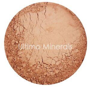 Earthy Medium Refill 1oz Bulk Foundation Loose Powder by Ultimo Minerals
