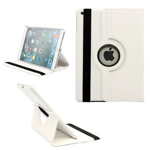Etui étui Coque Housse Rotatif Cuir Apple iPad Case Mini Pro Air 1 2 3 4 5 6 7 8