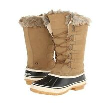New Northside Kathmandu Women's Size 9 Tan Honey Waterproof Winter Snow Boots