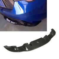 Carbon Fiber Rear Bumper Diffuser Spoiler Lip for Toyota 86 Subaru BRZ 2013-2017