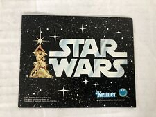 STAR WARS EARLY BIRD KENNER CATALOG VINTAGE RARE 1977 ANH LUKE LEIA R2 D2 CHEWY