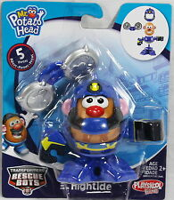 Mr. Potato Head Transformers Rescue Bots Mixable Mashable Figure - Hightide