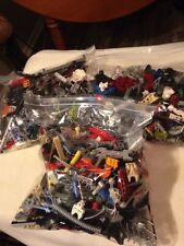 Lego Bulk Lot of Bionicle Parts & Pieces Weighs 3 Pounds