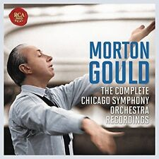 MORTON GOULD: THE COMPLETE CHICAGO SYMPHONY ORCHESTRA RECORDINGS NEW CD