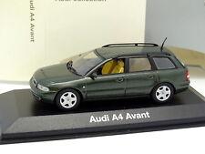 Minichamps 1/43 - Audi A4 Avant 1998 Vert