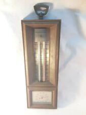 Vintage Springfield Indoor Outdoor Thermometers & Humidity Meter