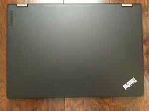 """Lenovo ThinkPad P40 Yoga 14"""" i7-6600U 8G 1TB HDD 1080P Quadro Best Conditi #15"""