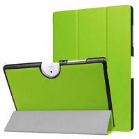 Slim COVER f. Acer Iconia One 10 B3-A40 B3-A42 Schutzhülle Flip Case Etui Sleeve