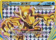 POKÉMON GOLDUCK BREAK RARE 18/122 HOLOFOIL MINT CARD