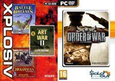 Chickamauga & batalla Gran Bretaña & operacional de arte de la guerra 2 Elite & orden De Guerra