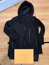 NIKE WOMENS UPTOWN SHORT 3 IN 1 PARKA JACKET BLACK COAT 683932-010 S M $280