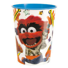 MUPPET BABIES REUSABLE KEEPSAKE CUPS (2)~Baby Shower 1st Birthday Party Supplies