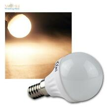 5 LED-Goutte-lampes e14 5w blanc chaud, 400lm, ampoule, poire ampoule e-14