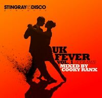 UK FEVER REGGAE LOVERS ROCK MIX CD VOL 1