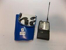 Sennheiser SK3063-U  Mikroport Transmitter mit Tasche                 jh