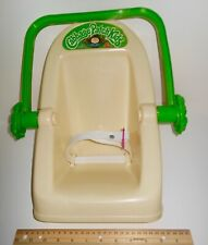 $ 7 OFF VTG Cabbage Patch Kids 1983 COLECO 3 Position Rocker /Carrier Baby Seat
