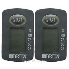 2 x BRITA Memo Genuine Filter Indicator 504324 Magimix L'espresso Fjord Atlantis