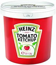 Heinz Tomato Ketchup, Plastikeimer, 2er Pack (2 x 10 l)