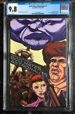 God Hates Astronauts #1 Ryan Browne Self Published Limited To 50 Copies CGC 9.8