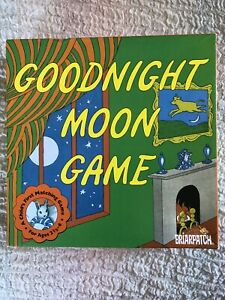 Goodnight Moon Game by Briarpatch Educational Preschool Ages 2-1/2 - 6