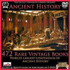 Ancient History Old World Historical Collection of rare book scans PDF ebooks