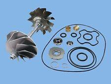 Ford 7.3L Powerstroke T444E Reman GTP38 Turbo Comp Wheel & Shaft & Upgrade Kit