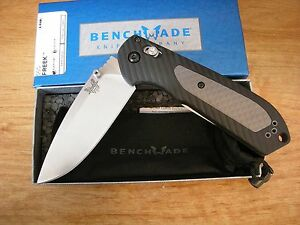BENCHMADE FREEK 560 AXIS LOCK BELT CLIP Discontinued
