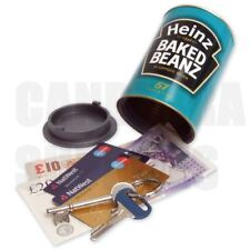 STERLING SECURITY HEINZ BAKED BEANS CAN SECRET STORAGE BOX HIDDEN SAFE